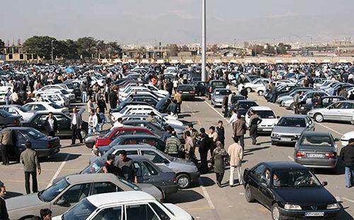 مردم فعلاً خودرو نخرند