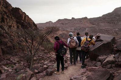تور صحرای سینا