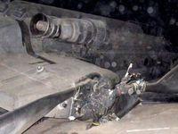 آتش لاشه هواپیمای ترکیهای خاموش شد +عکس