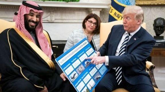 رأی سنای آمریکا به ممنوعیت فروش تسلیحات به عربستان