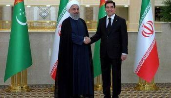 امضا ۱۳سند و یادداشت تفاهم همکاری بین تهران و عشقآباد