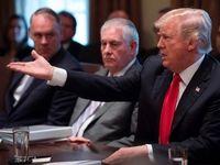 بهانهتراشی ترامپ برای حضور نظامی در سوریه