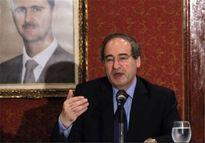 وزیر خارجه سوریه وارد تهران شد