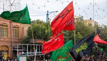 تجمع عظیم عزاداران حسینی در ارومیه +عکس
