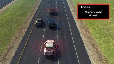 تغییر در نوع  رانندگی با فناوری V2X !