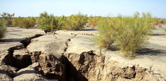 دشتهای اطراف کرمان دیگر کشش حفر چاه ندارند
