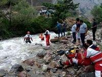 پیکر دختر بچه تهرانی در رودخانه دوهزار تنکابن پیدا شد