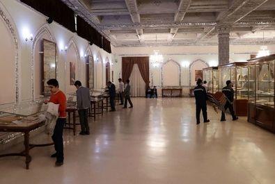 موزه قرآن آستان قدس
