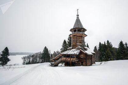 زیباترین ساختمانهای چوبی روستایی +تصاویر