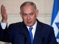 تاکید نتانیاهو بر مقابله با حضور ایران در سوریه