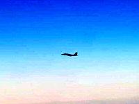 اولین عکس از جنگندهای که به هواپیمای ایران حمله کرد