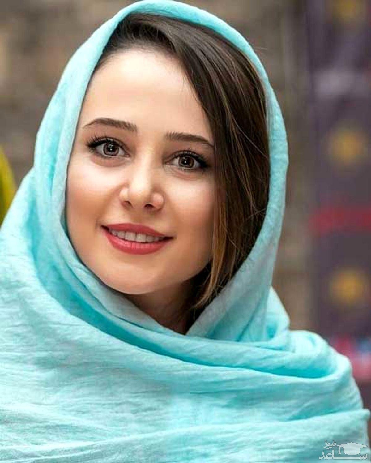 تغییر چهره زیاد الناز حبیبی با گریم + عکس