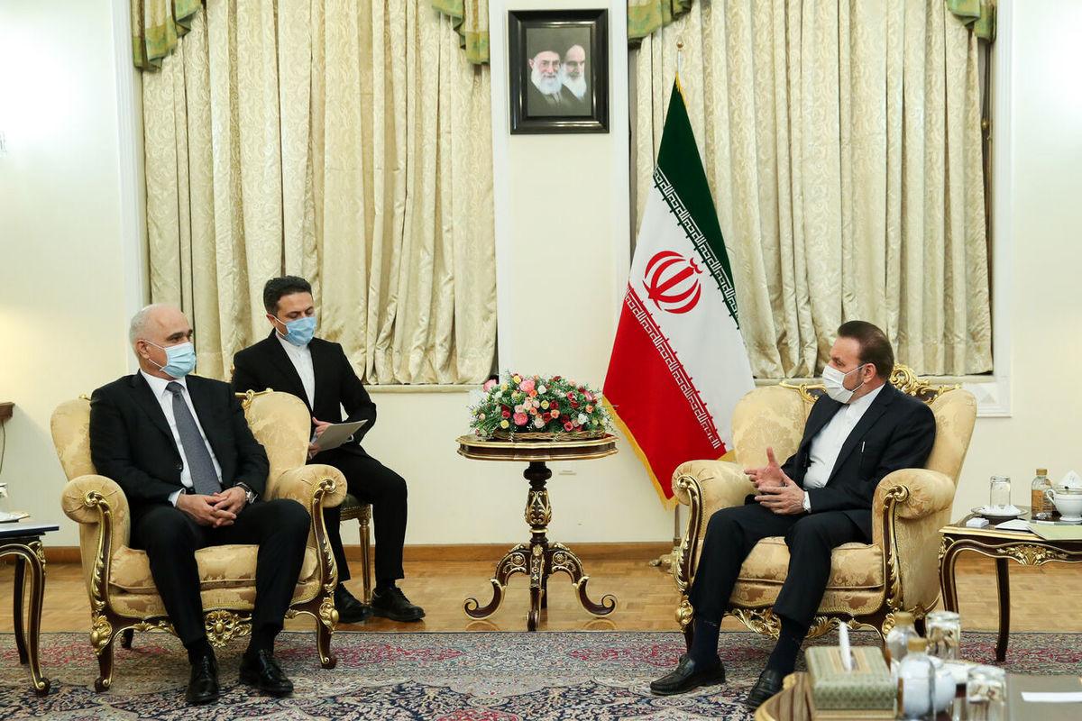 ایران و جمهوری آذربایجان بر توسعه روابط تاکید کردند