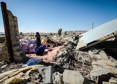 خسارات زلزله ۱۸۰۰ میلیارد تومان برآورد شد