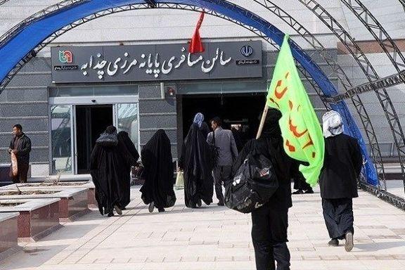 مرز چذابه در ایام تاسوعا و عاشورا برای صادرات باز است