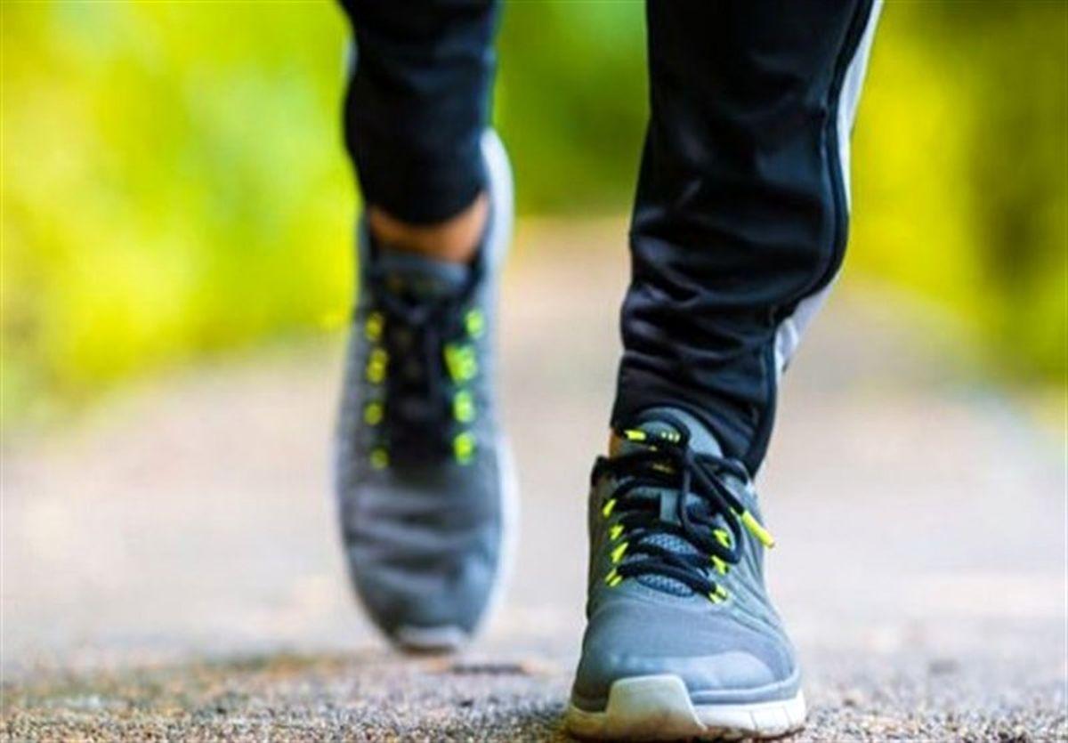 تاثیر پیادهروی تند در کاهش فشار خون
