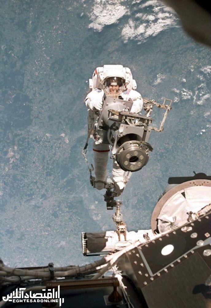 دانشمند آمریکایی و ستاره شناس سابق ناسا، تامارا جرنیگان
