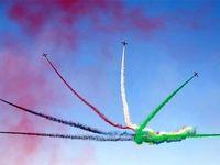نمایشگاه بین المللی هوایی دبی +تصاویر