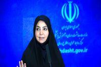 شناسایی ۲۳۶۸بیمار جدید کرونا در ایران
