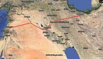 بزرگراه زمینی ایران و سوریه احداث میشود