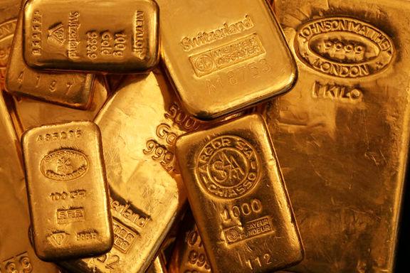 افت قیمت فلز زرد به ۱۷۰۲ دلار