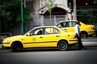 اعمال نرخهای جدید کرایه تاکسی تهران از 12خرداد