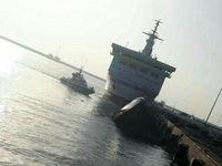 الحدث مدعی غرق کشتی ایران در آبهای عراق شد