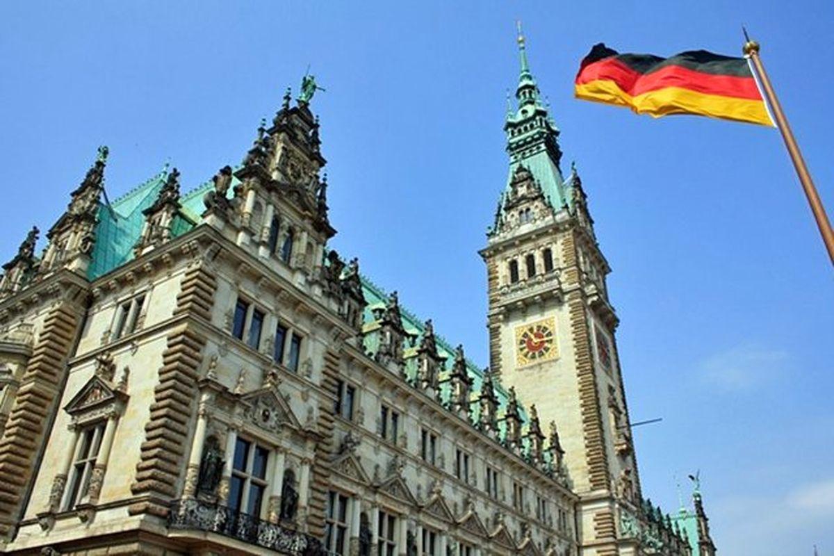ترمز قطار اقتصاد آلمان کشیده شد