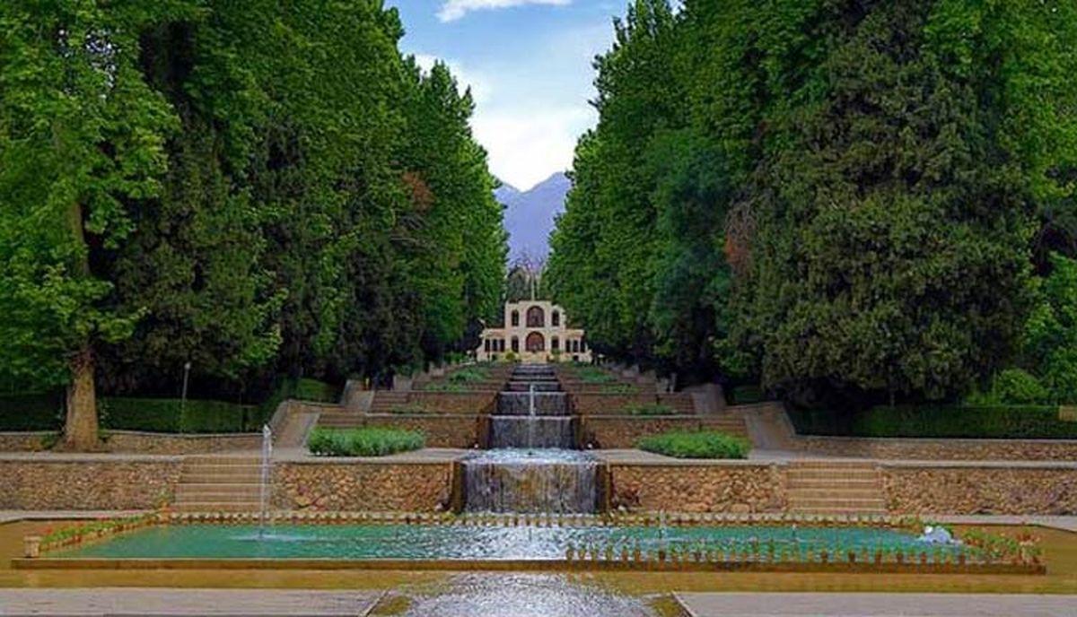 افتتاح نخستین باغ فرهنگ ایرانی در کرج