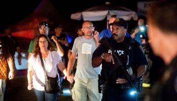 تیراندازی در کالیفرنیا ۳ کشته برجای گذاشت +تصاویر