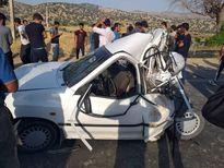 سانحه جادهای 7مصدوم و یک کشته برجای گذاشت