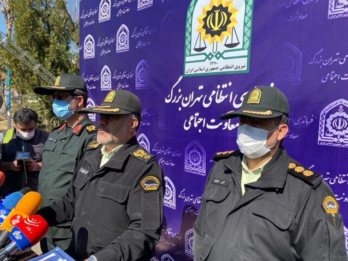 ترافیک تهران ۲۰ تا ۳۰ درصد  افزایش یافت
