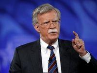 بولتون: امکان اعمال تحریمهای بیشتر علیه ایران وجود دارد