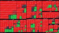 نمای پایانی بورس امروز/ روی خوش بازار تداومی نداشت