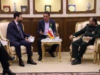 جنایتکار اردوگاه اسرای ایرانی، تحتتعقیب جامعه بینالملل