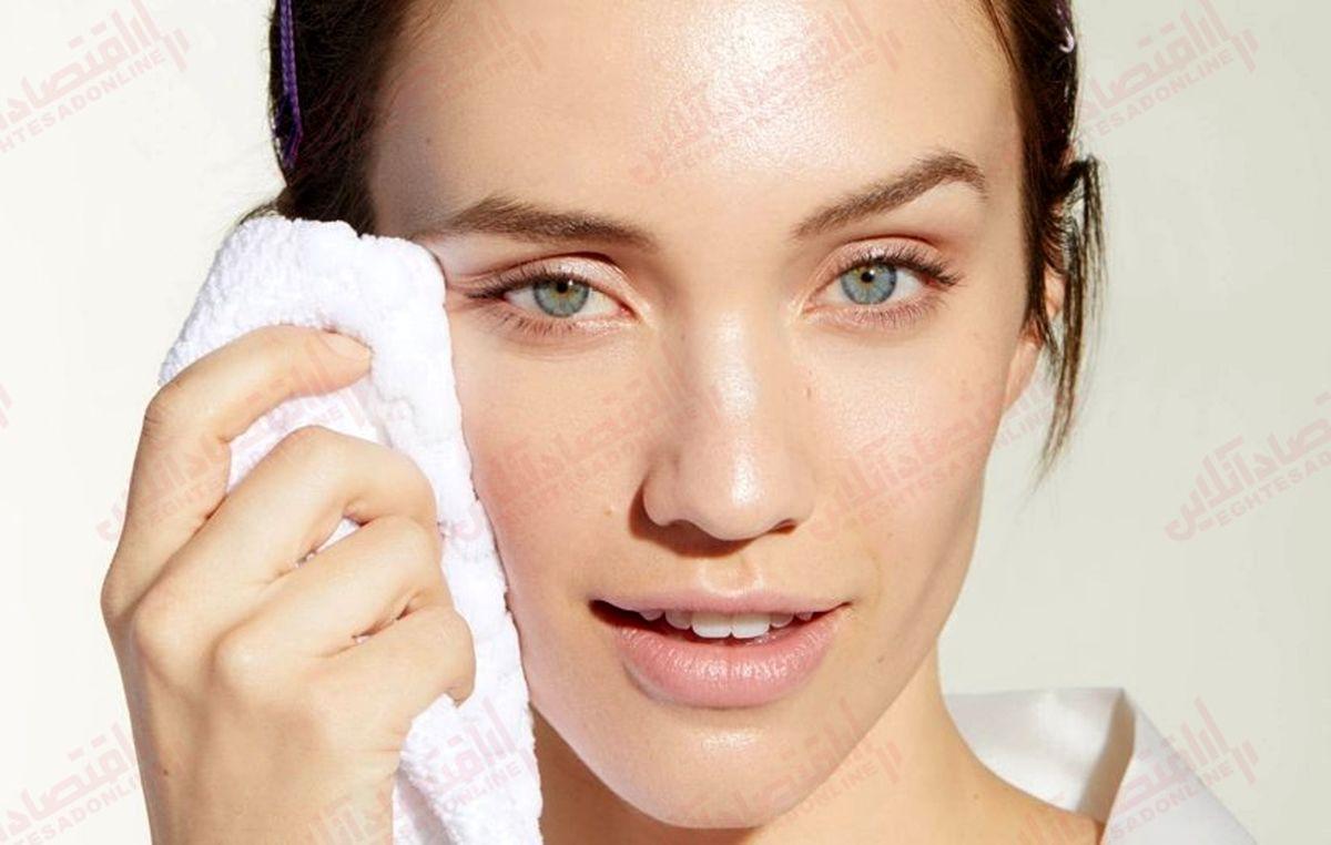 ۱۰ درمان خانگی برای تمیز کردن پوست