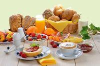 صبحانه در کشورهای مختلف! +فیلم