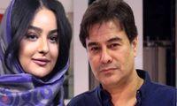جدیدترین عکس پیمان قاسم خانی و همسرش +عکس