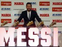 مسی ؛برنده کفش طلای سال  ۲۰۱۸ +فیلم