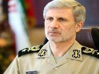 حاتمی: هیچ قدرتی توانایی ایستادگی در مقابل ملت ایران را ندارد
