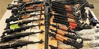 باند بزرگ قاچاق سلاح در البرز منهدم شد