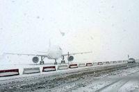 پروازهای مهرآباد تأخیر دارند