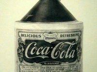 کوکاکولا در سال1906 +تصویر