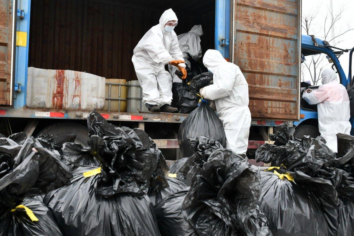 کرونا زبالههای خانگی را کم کرد