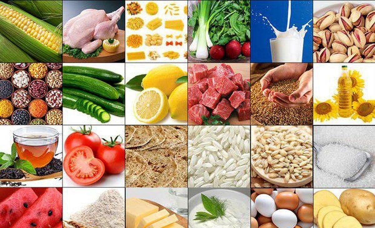 قیمت اقلام خوراکی تا ۱۲۸ درصد افزایش داشت