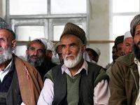 93 درصد از اتباع کشور افغان هستند