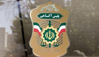 دستگیری سارقان قوی هیکل تهران!