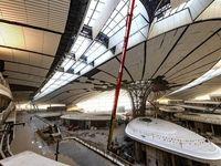 بزرگترین فرودگاه جهان در چین +تصاویر