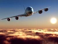 حبس شدن زن در هواپیما