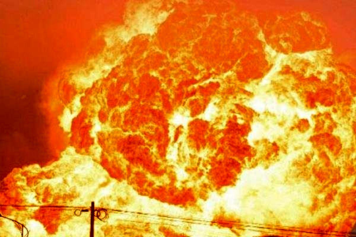 آتشسوزی در پالایشگاهی در جنوب آلمان